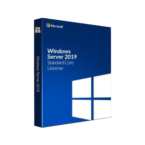 Phần Mềm Bản Quyền Microsoft WinSvrSTDCore Windows Server Standard Core 2019 SNGL OLP 16Lic NL CoreLic