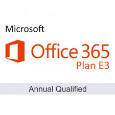 Office 365 Plan E3Open ShrdSvr SNGL SubsVL OLP NL Annual Qlfd