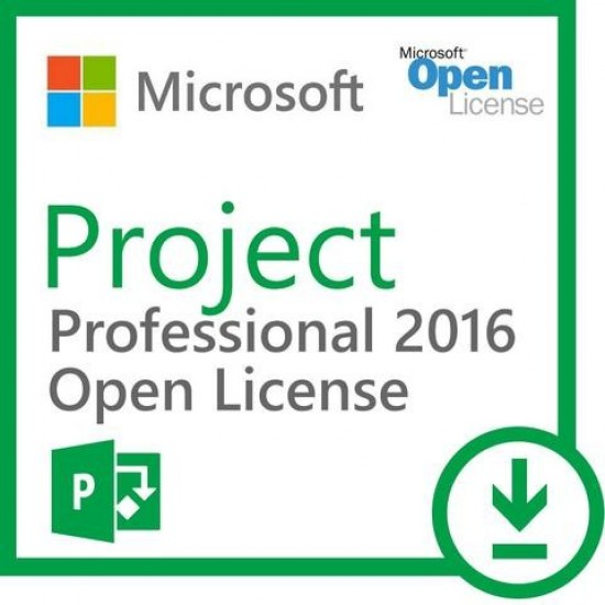 PrjctPro 2016 SNGL OLP NL w1PrjctSvrCAL