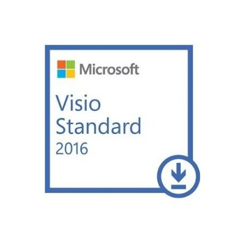 VisioStd 2016 SNGL OLP NL