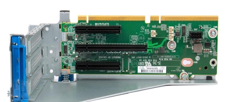 HPE DL Gen10 x8/x16/x8 Riser Kit - 870548-B21