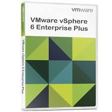 VMware vSphere 6 Enterprise Plus for 1 processor