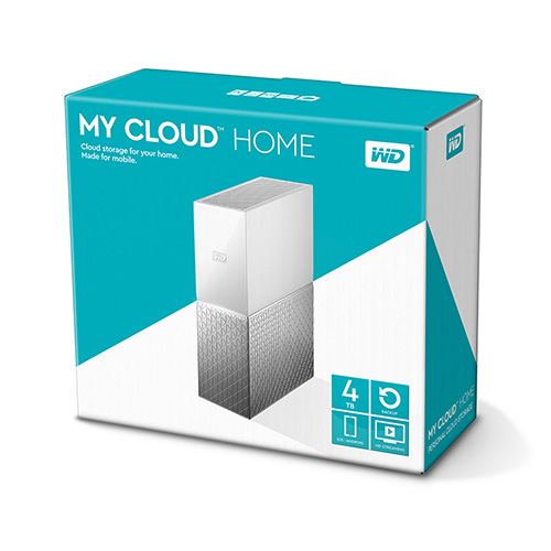 Ổ cứng di động HDD Western Digital WD My Cloud Home 4TB WiFi