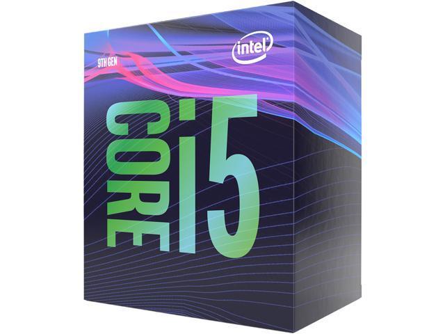 CPU Intel Core i5-9400 (2.9GHz turbo up to 4.1GHz, 6 nhân 6 luồng, 9MB Cache, 65W) - LGA 1151