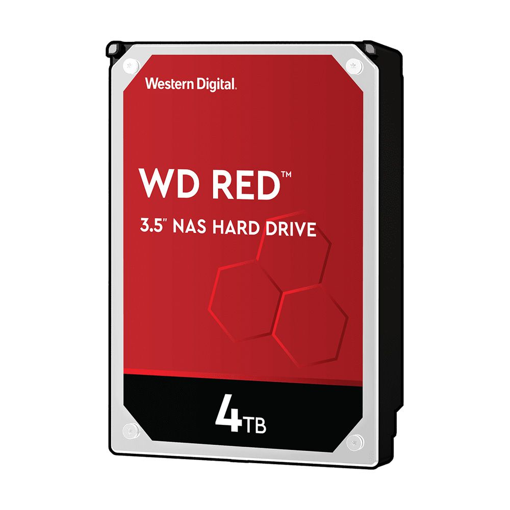 Ổ Cứng HDD Western Digital Red 4TB 3.5inch SATAIII 256MB Cache 5400RPM