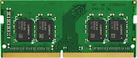Bộ Nhớ RAM DDR4 Synology 4GB DDR4-2666 Non-ECC SO-DIMM