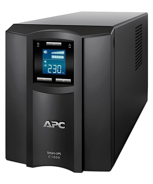 Bộ Lưu Điện UPS APC Smart-UPS C 1000VA LCD 230V with SmartConnect