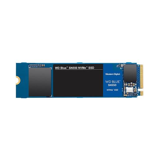 Ổ Cứng SSD Western Digital Blue SN550 500GB M.2 2280 NVMe Gen3 x4 PCIe