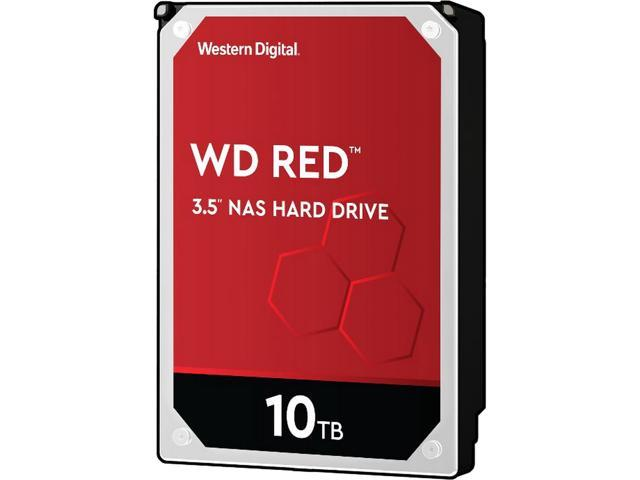 Ổ Cứng HDD Western 10TB NAS Red 3.5inch SATA 6.0Gb/s 5400 RPM 256MB Cache