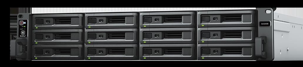 Thiết Bị Lưu Trữ Mạng NAS Sysnology Enterprise SA3200D