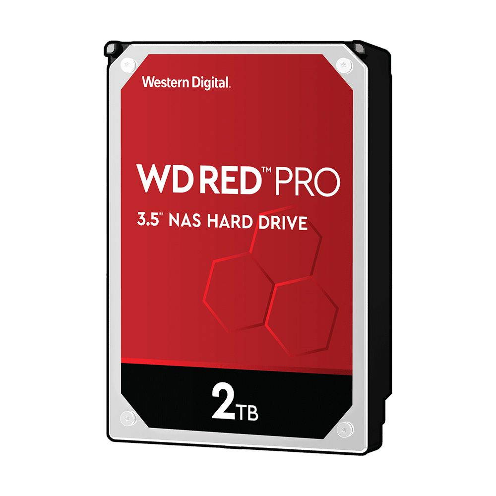 Ổ Cứng HDD Western WD Digital Red Pro 2TB 3.5