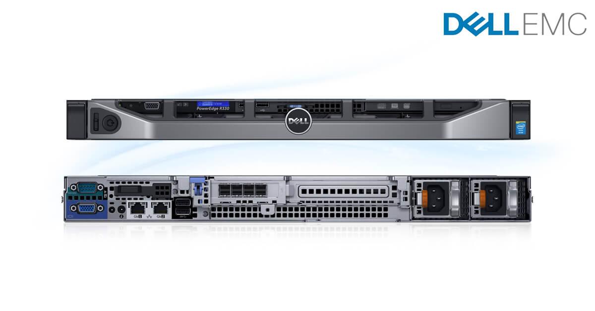Đánh giá máy chủ Dell Poweredge R230