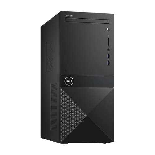 Máy Bộ PC Dell Vostro 3671 (i3-9100/4GB RAM/1TB HDD/DVDRW/WL+BT/K+M/Win 10) - 42VT370045