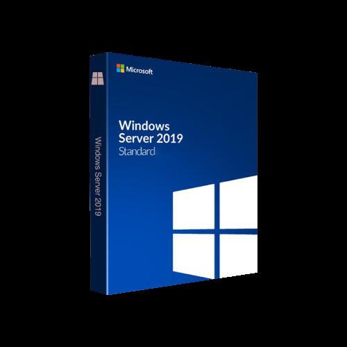 Phần Mềm Bản Quyền Microsoft Windows Svr Std 2019 64Bit English 1pk DSP OEI DVD 16 Core