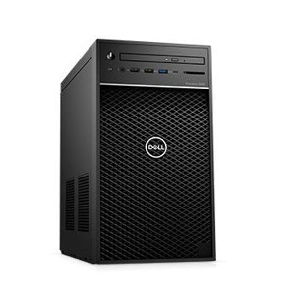 Máy Bộ PC Dell Precision Tower 3630 CTO BASE (E2146G/16GB/2TB/P2200) - 42PT3630D07