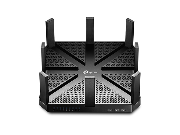 Router Wi-Fi TP-Link Archer C5400 MU-MIMO Gigabit 3 Băng Tần AC5400