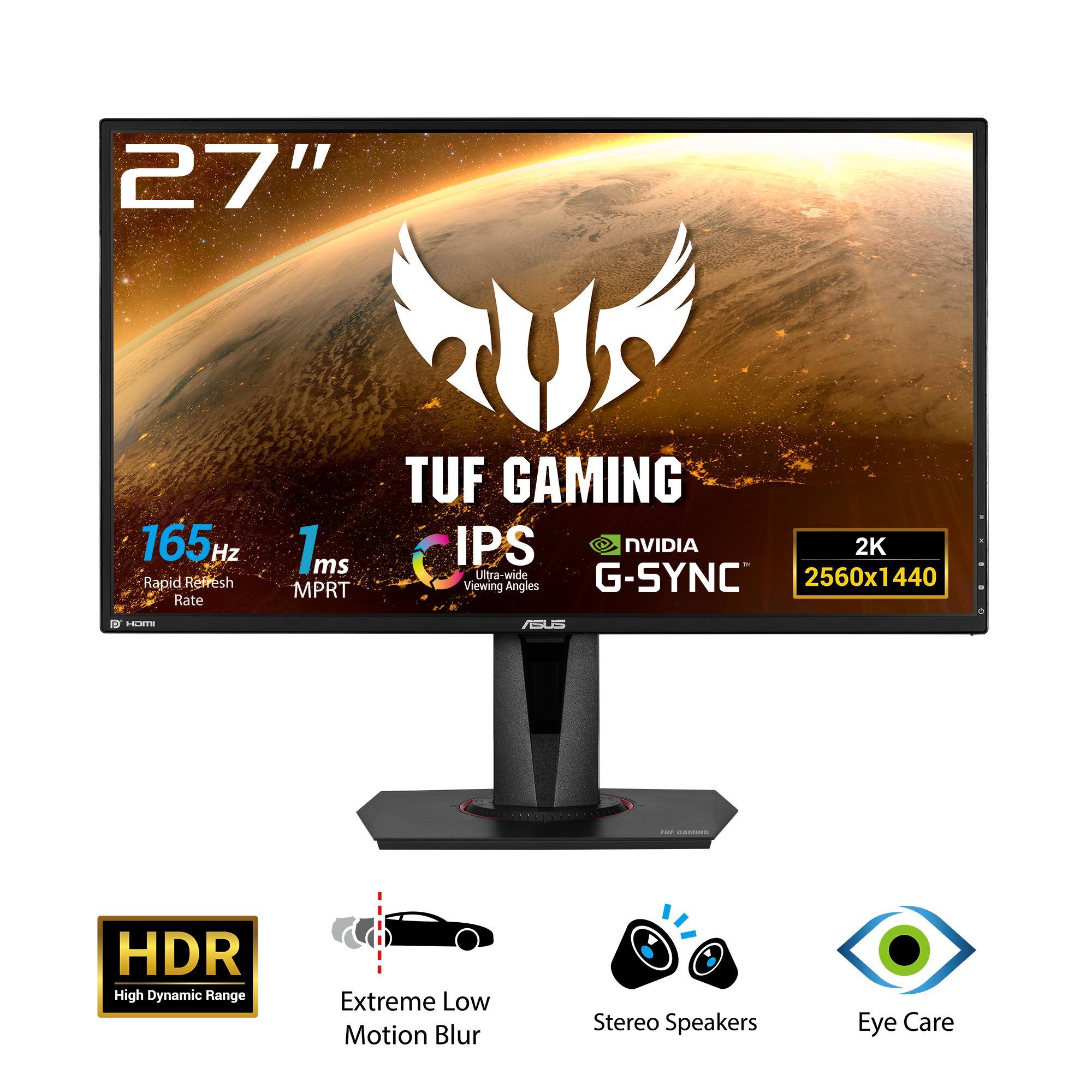 Màn Hình LCD Gaming ASUS TUF Gaming VG27AQ 27