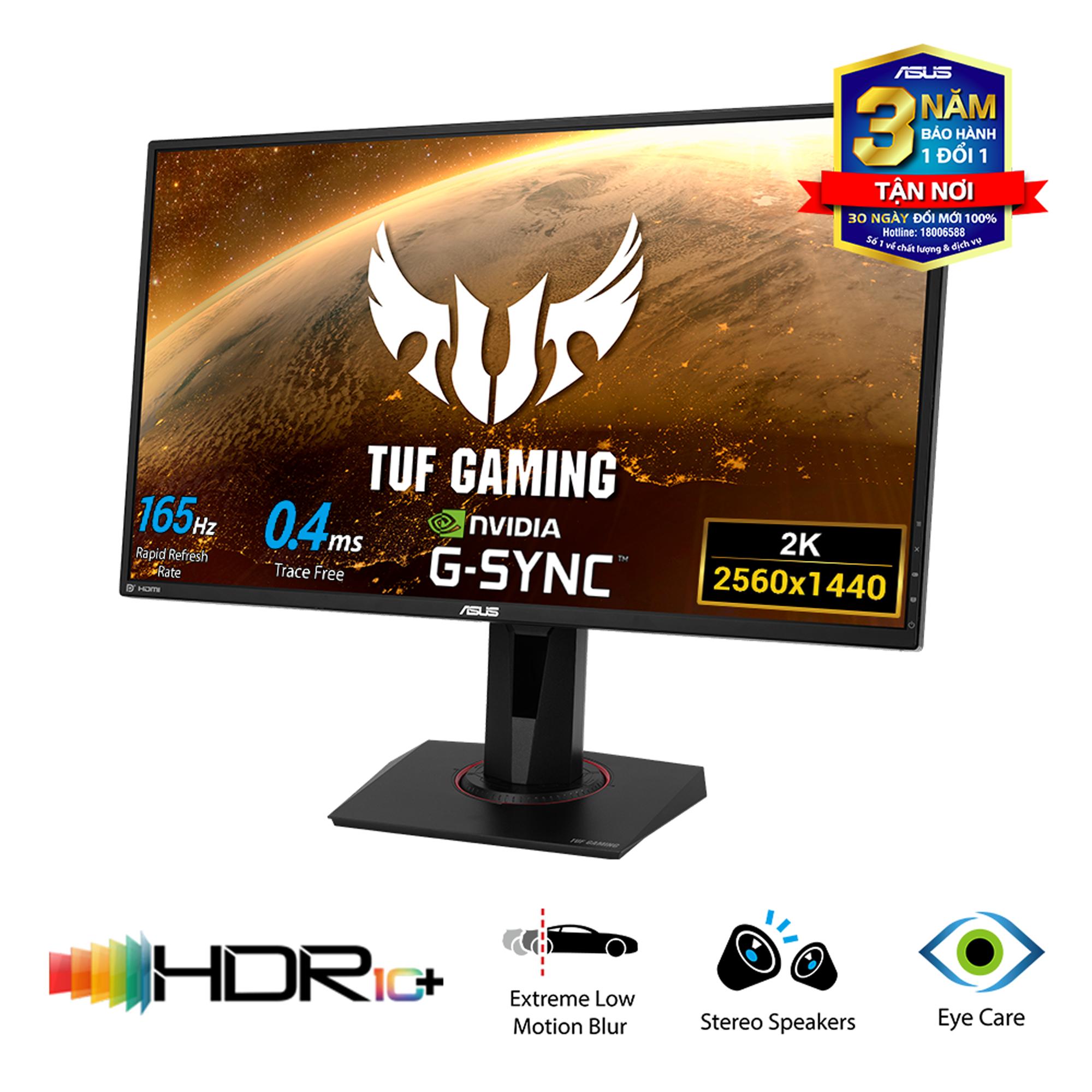 Màn Hình LCD Gaming ASUS TUF Gaming VG27BQ 27