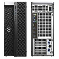 Máy Bộ WorkStation Dell Precision 7820 Tower XCTO Base 42PT78D027 (Xeon Bronze 3104/16GB(2x8GB)/2TB/Quadro P2200/Ubuntu)
