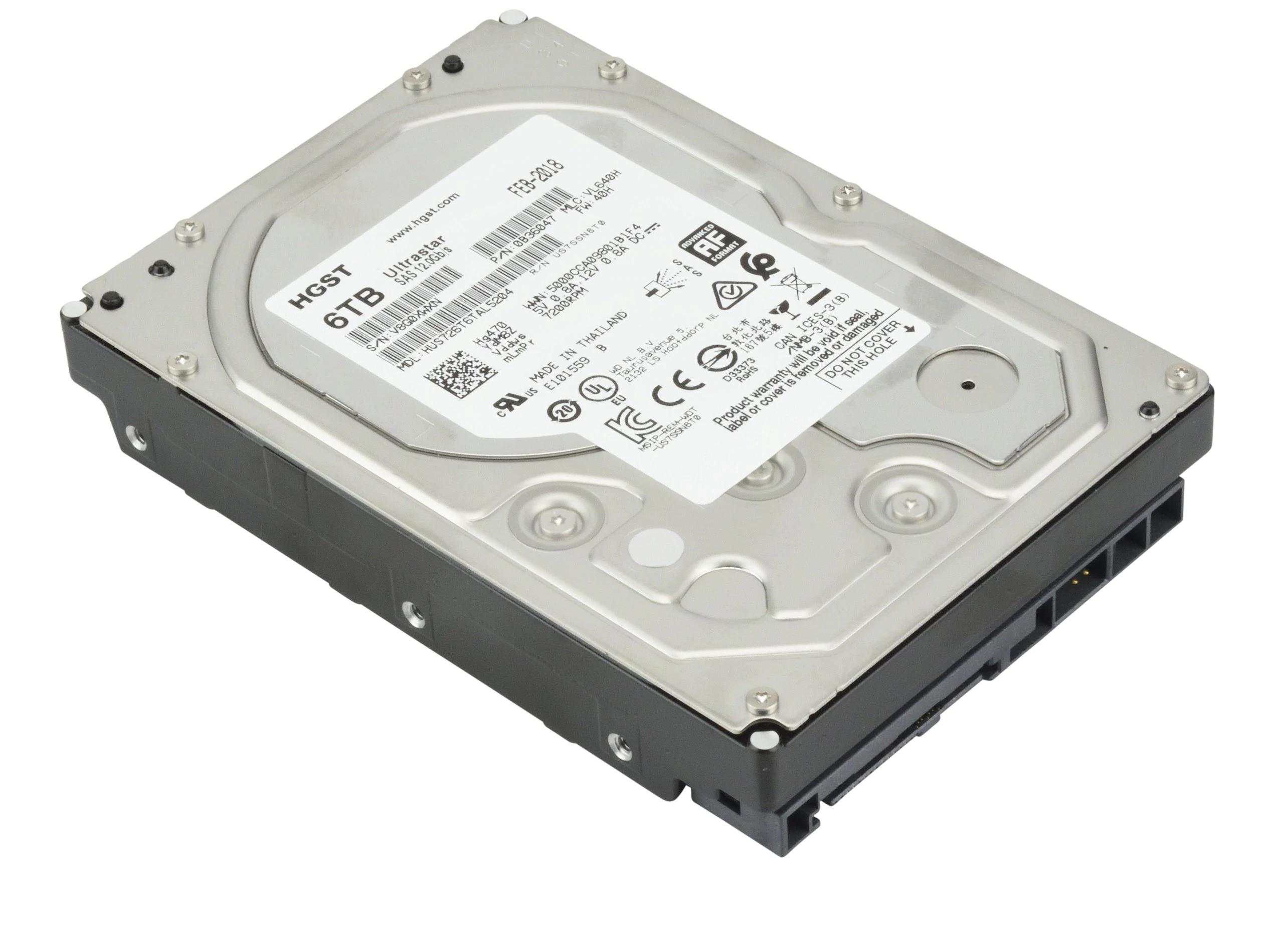 Ổ Cứng HDD WD HGST Ultrastar DC HC310 6TB 3.5