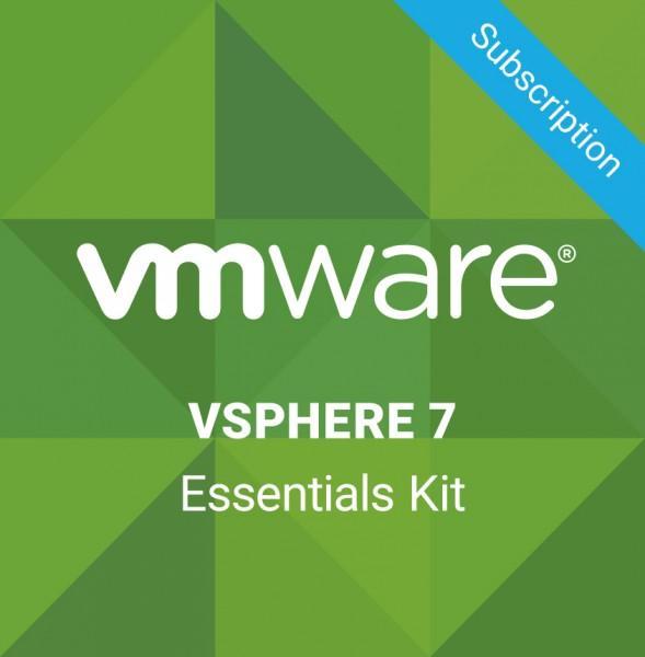 Phần Mềm Bản Quyền VMware vSphere 7 Essentials Kit Subscription