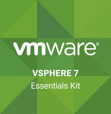 Phần Mềm Bản Quyền VMware vSphere 7 Essentials Kit for 3 hosts (Max 2 processors per host)