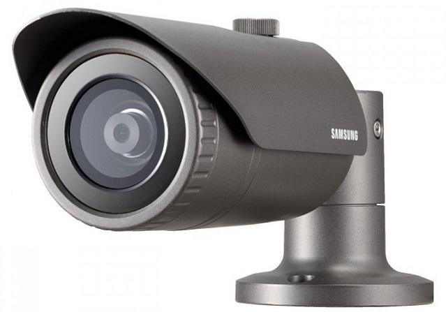 Camera IP hồng ngoại 4.0 Megapixel Hanwha Techwin WISENET QNO-7010R