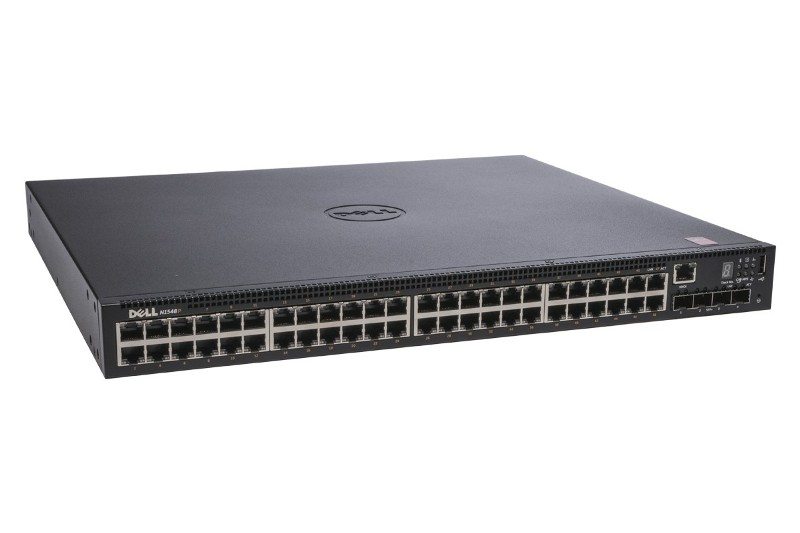Thiết Bị Mạng Siwtch Dell 48 Ports Gigabit PoE Managed N1548P