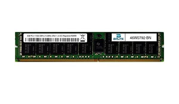 Bộ Nhớ RAM IBM 8GB TruDDR4 Memory (2Rx8, 1.2V) PC4-17000 CL15 2133MHz LP RDIMM