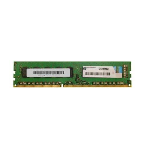 Bộ Nhớ RAM HP 2GB (1x2GB) Single Rank x8 PC3L-10600E (DDR3-1333) Unbuffered CAS-9 Low Voltage Memory Kit