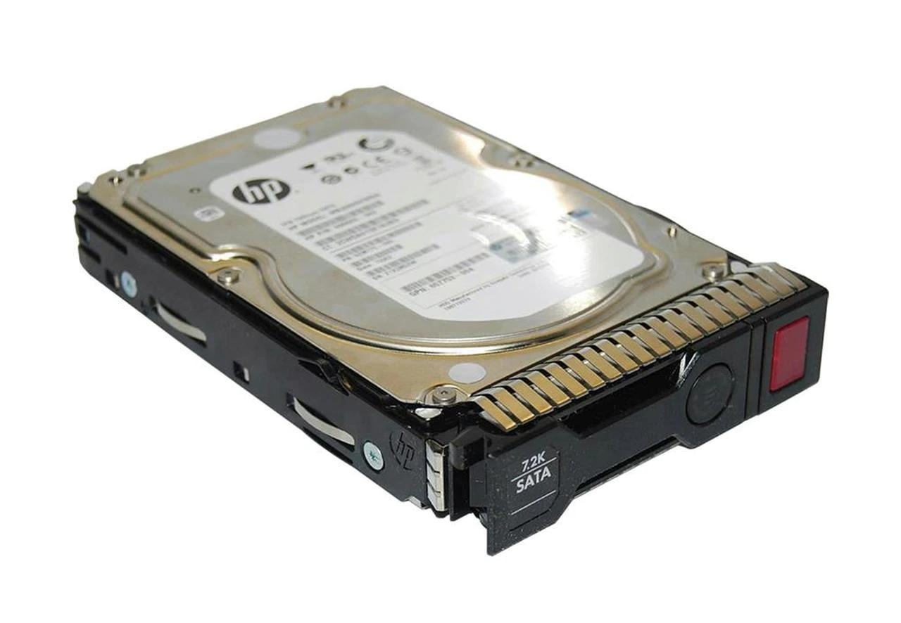 Ổ Cứng HDD HPE 4TB SATA 6G Midline 7.2K LFF (3.5in) LP 1yr Wty (797265-B21)