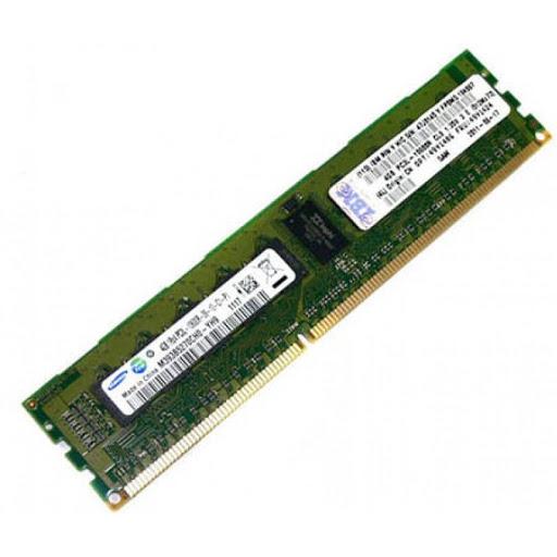 Bộ Nhớ RAM IBM 4GB (1x4GB, 1Rx4, 1.35V) PC3L-12800 CL11 ECC DDR3 1600MHz LP RDIMM