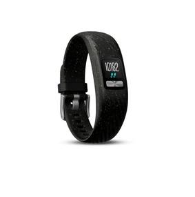 Vòng đeo tay theo dõi sức khỏe Garmin vivofit 4, APAC, Black Speckle, S/M_010-01847-22
