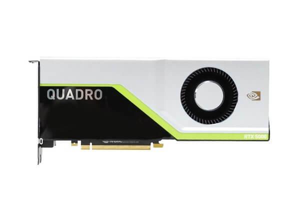 Card Màn Hình VGA nVidia Quadro RTX 5000 16GB GDDR6