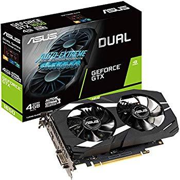 Card Màn Hình VGA ASUS GeForce GTX 1650 4GB GDDR5 DUAL (DUAL-GTX1650-4G)