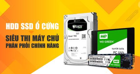 HDD - SSD