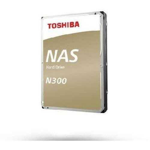 Ổ Cứng HDD Toshiba 6TB NAS 3.5 inch SATA 6Gb 256 MB 7200rpm