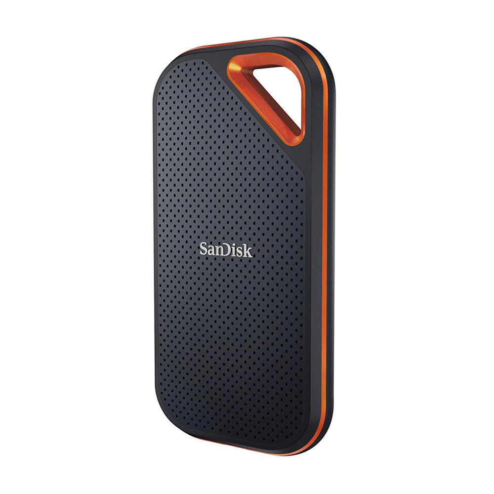 Ổ Cứng Di Động External SSD Sandisk Extreme Pro E80 USB 3.1 Gen2 2TB