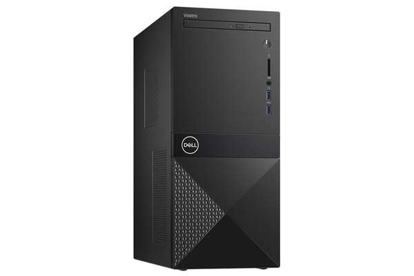 Máy Bộ PC Dell Vostro 3671MT 70205619 (i7-9700 (3.00 GHz,12 MB),8GB RAM,1TB HDD,DVDRW,WL+BT Card,Keyboard,Mouse,Win 10 Home,McAfeeMDS,1Yr)