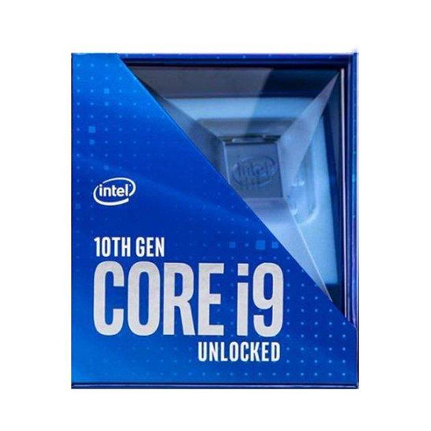 Intel Core i9 10900K / 20MB / 3.7GHz / 10 Nhân 20 Luồng / LGA 1200