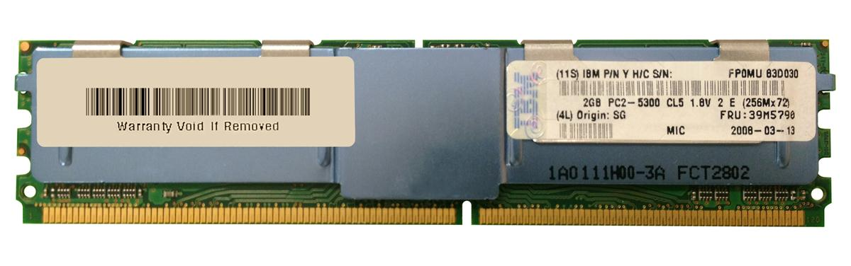 Bộ Nhớ RAM IBM 2GB Fully Buffered ECC FB-DIMM