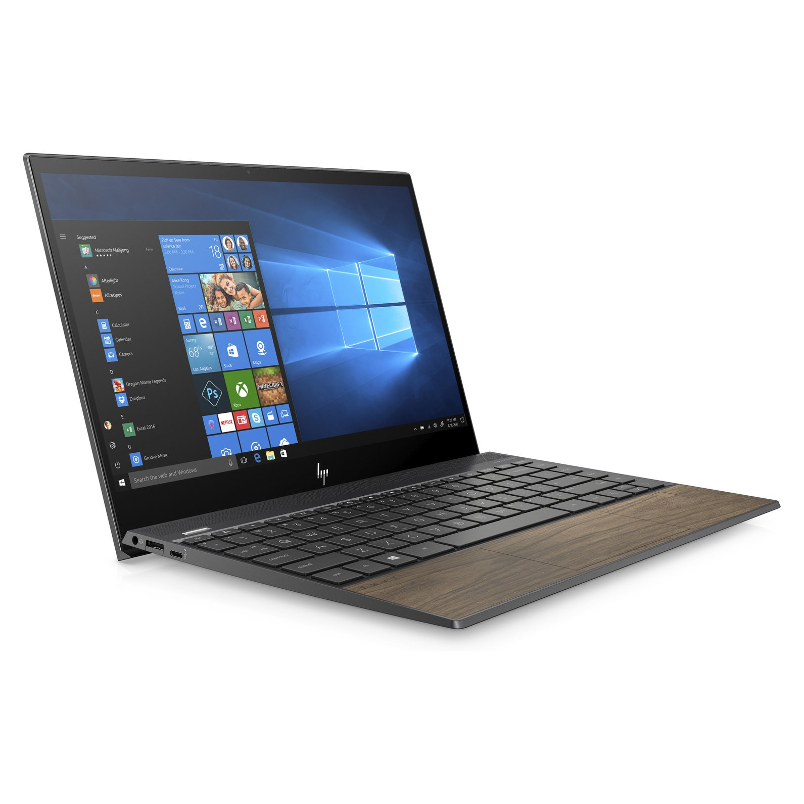 Laptop HP Envy 13-aq1048TU 8XS70PA (i5-10210U/8Gb/512GB SSD/13.3
