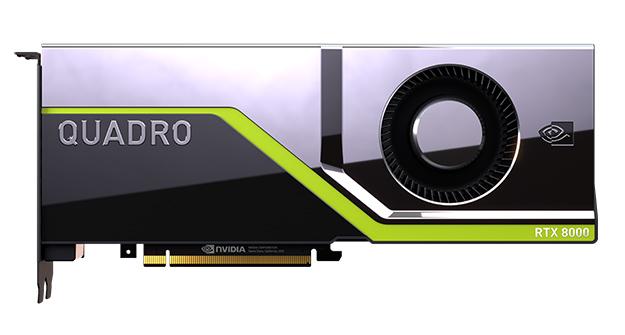 Card Màn Hình VGA Nvidia Quadro RTX 8000 48GB GDDR6