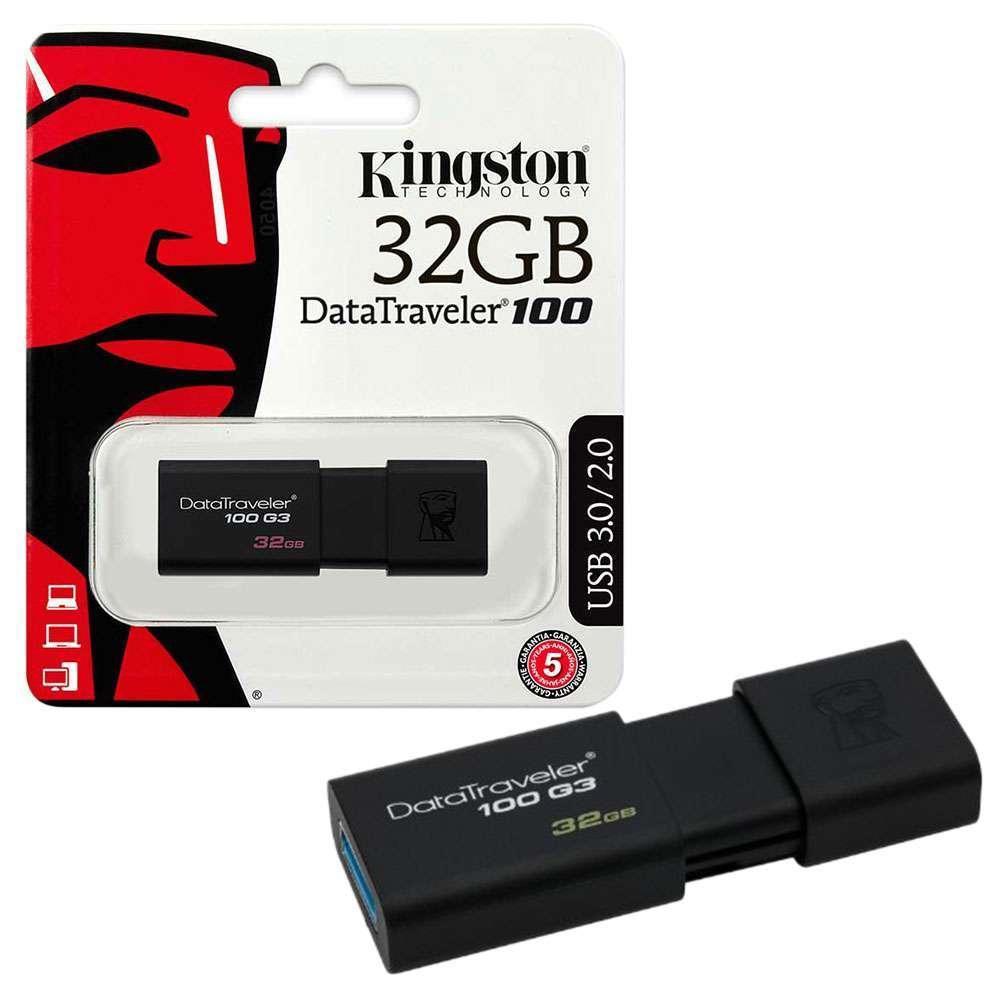 USB Kingston DT100G3 16GB USB 3.0 - Chính Hãng
