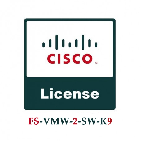 Cisco License FS-VMW-2-SW-K9