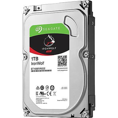 Ổ Cứng HDD NAS Seagate IronWolf 1TB 3.5inch SATA