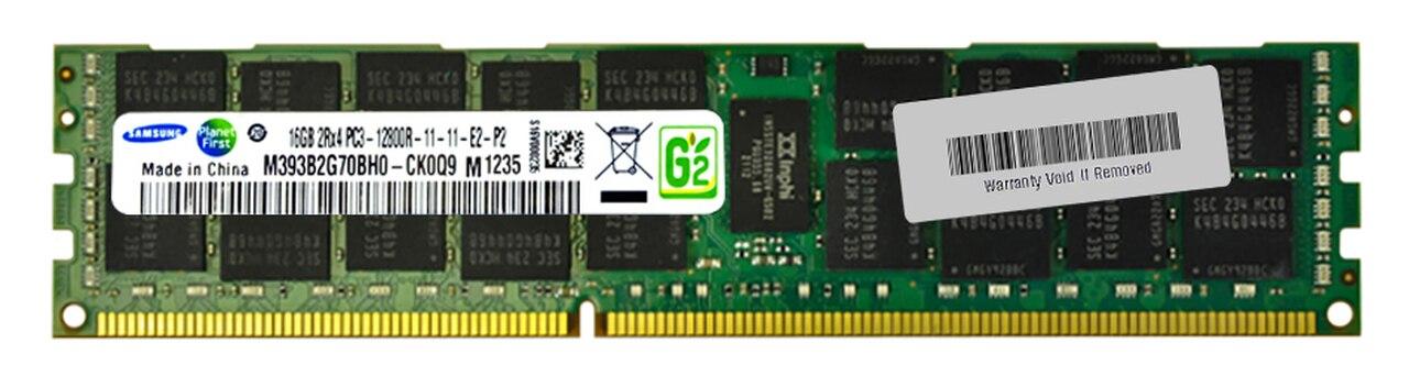 Bộ Nhớ RAM Samsung 16GB 1600MHZ PC3-12800R ECC REGISTERED