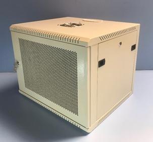 Tủ Mạng Treo Tường 10U - D500 (Cửa Lưới)