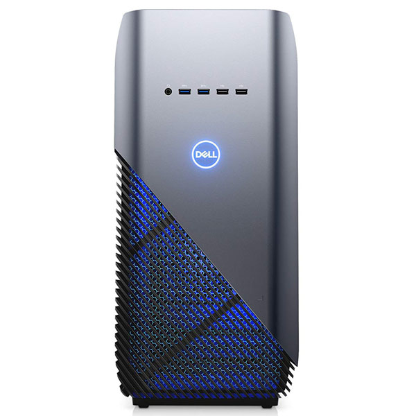Máy Bộ PC Dell Inspiron 5680 70204171 (Core i7-9700 DDR4 8GB SSD 256GB M.2 PCIe NVMe + HDD 1TB VGA 6GB NVIDIA GeForce GTX 1660Ti Key + Mouse Wifi Bluetooth Window 10 Home 64bit )