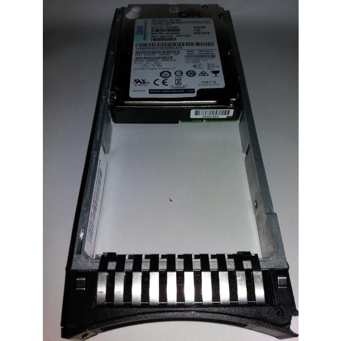 IBM 900GB 6G 10K SAS SFF HDD V7000 G2